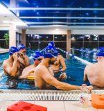 ROYAL swimming club, trénink